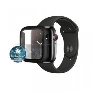 PanzerGlass Apple Watch 4/5/6/SE 44mm用フルボディプロテクタ ブラック【5月下旬】