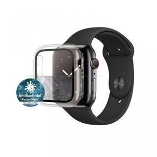 PanzerGlass Apple Watch 4/5/6/SE 44mm用フルボディプロテクタ クリア