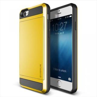 【iPhone6ケース】ICカードホルダー搭載ケースVERUS Damda Slide レモン iPhone 6_1