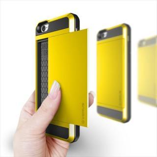 【iPhone6ケース】ICカードホルダー搭載ケースVERUS Damda Slide レモン iPhone 6_4