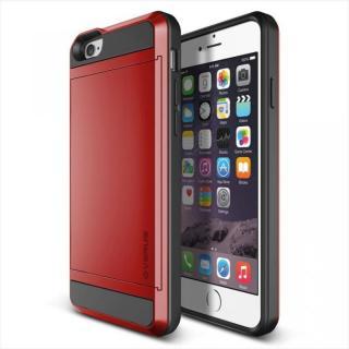 【iPhone6ケース】ICカードホルダー搭載ケースVERUS Damda Slide クリムゾンレッド iPhone 6_1