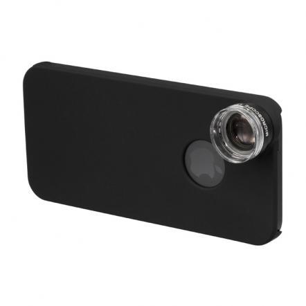 iPhone SE/5s/5用 20倍マイクロスコープレンズキット ブラック