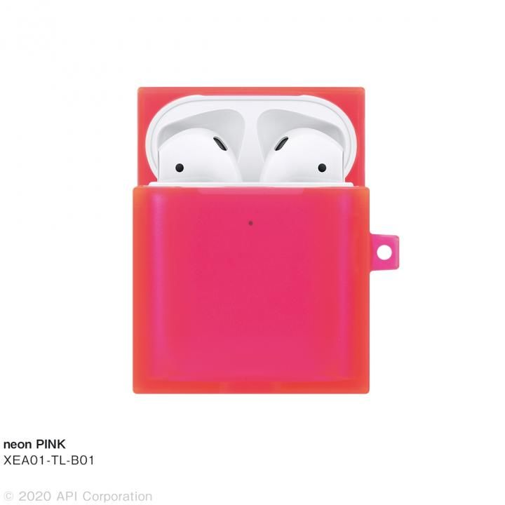 TILE neon PINK for AirPods_0