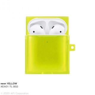 TILE neon YELLOW for AirPods