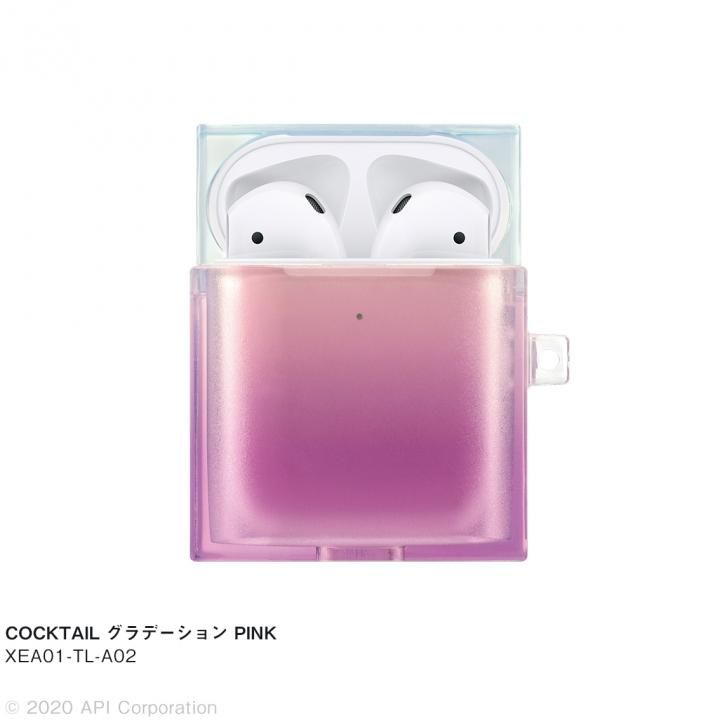 TILE COCKTAIL グラデーション PINK for AirPods_0