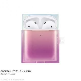 TILE COCKTAIL グラデーション PINK for AirPods