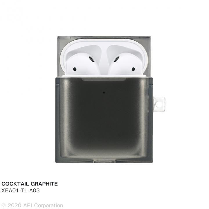 TILE COCKTAIL GRAPHITE for AirPods_0