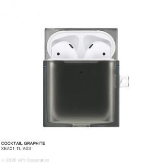 TILE COCKTAIL GRAPHITE for AirPods