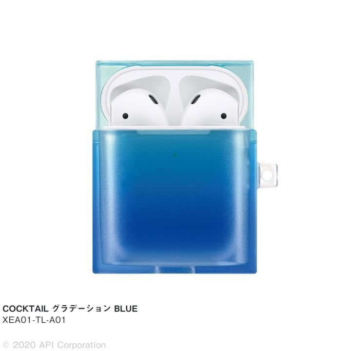 TILE COCKTAIL グラデーション BLUE for AirPods_0