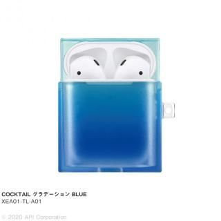 TILE COCKTAIL グラデーション BLUE for AirPods