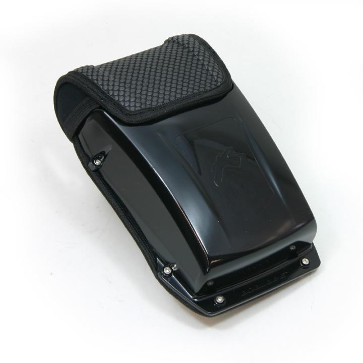 ハードシェルケース BOBLBEE ANIARA ブラックメタリック iPhone SE/5s/5/5c/4s/4 ケース