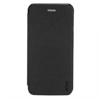 【iPhone6ケース】スリム設計手帳型ケース STM ブラック iPhone 6_2