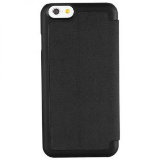 【iPhone6ケース】スリム設計手帳型ケース STM ブラック iPhone 6_3