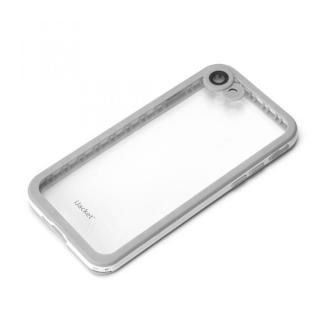 iJacket IP68防水 耐衝撃ケース ホワイト iPhone 7