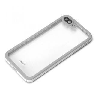 iJacket IP68防水 耐衝撃ケース ホワイト iPhone 7 Plus