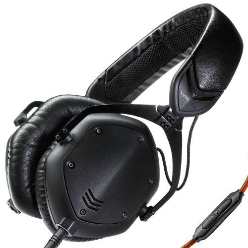 v-moda Crossfade M-100 Matte Black Metal_0