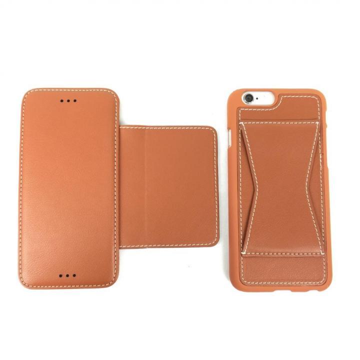 【iPhone6ケース】3タイプケース Fantastick X cover ブラウン iPhone 6_0