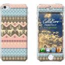 デザイン背面スキンシール Fair lsle_PurePink iPhone 5シール