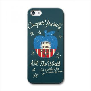 CollaBorn デザインケース Love The Earth iPhone 5 ケース