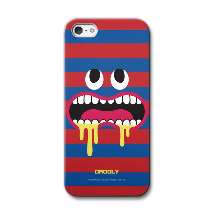 iPhone SE/5s/5 ケース CollaBorn デザインケース Drooly iPhone 5 ケース_0