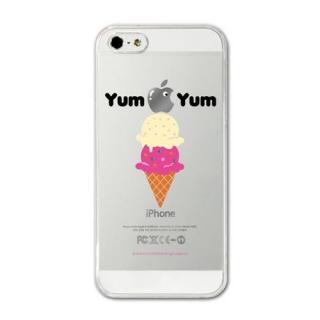 CollaBorn デザインケース Yum Yum iPhone 5 ケース