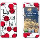 デザイン背面スキンシール Cherry iPhone 5シール