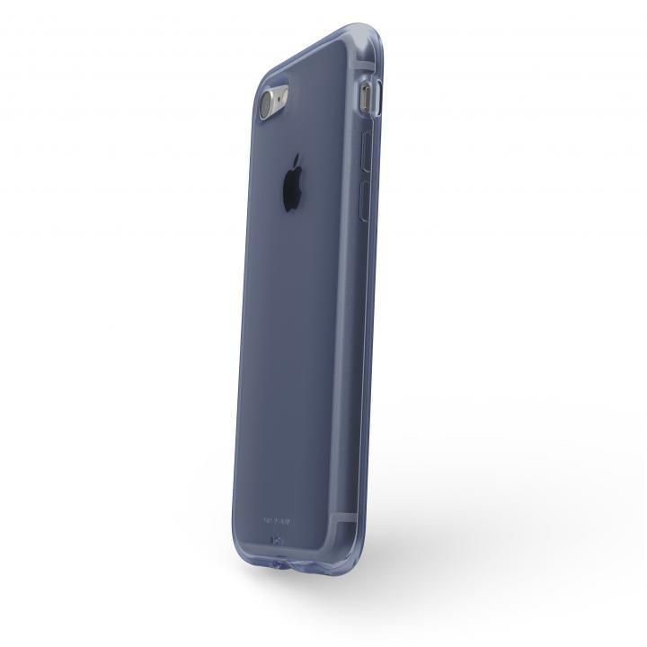 iPhone8/7 ケース AndMesh Plain Case クリアネイビー iPhone 8/7_0