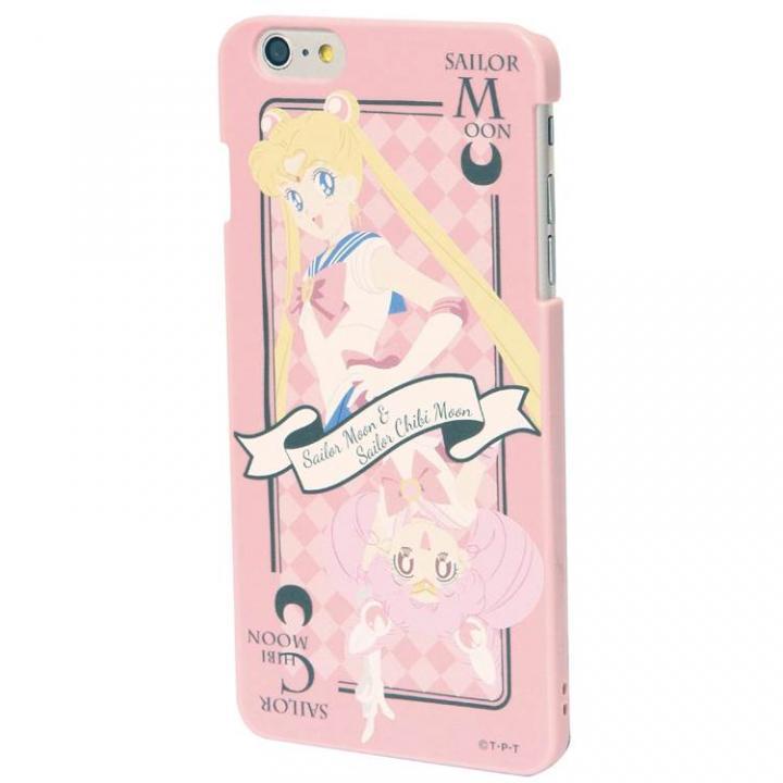 美少女戦士セーラームーン キャラクターケース セーラームーン&セーラーちびムーン iPhone 6 Plus