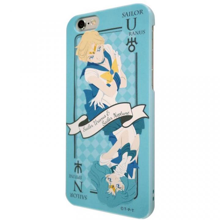 【iPhone6ケース】美少女戦士セーラームーン キャラクターケース セーラーウラヌス&セーラーネプチューン iPhone 6s/6_0