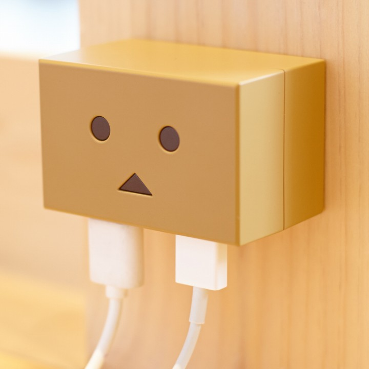 ダンボー USB ACアダプタ 2ポート 3.1A_0