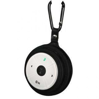 防滴仕様カラビナ付き Bluetooth スピーカー Mifa Mubit ムビット ブラック