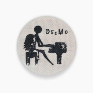 DEEMO 布製缶バッジ3個セット vol.2_2