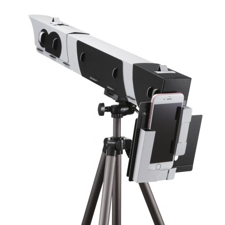 スマホ天体望遠鏡 光学約35倍