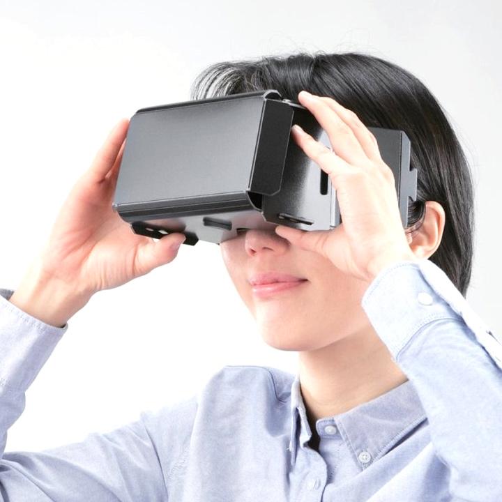 VRヘッドセット ボッツニューライト