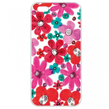 【iPhone SE/5s/5ケース】PERSON'S POP FLOWER(iphone5/CL)