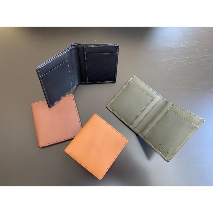 huge discount cda8c f1a44 カードがたくさん入るのに薄い手の平財布 BS02 ブラック