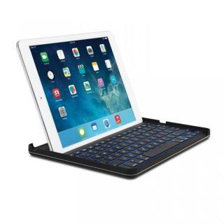 バックライト搭載スリムキーボードハードケース iPad Air