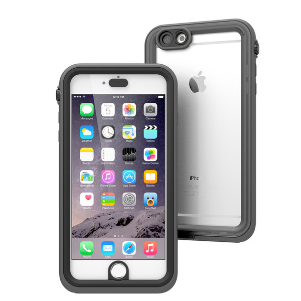 iPhone6 Plus ケース Catalyst(カタリスト) 完全防水ケース CT-WPIP145  ブラック iPhone 6s Plus/6 Plus_0