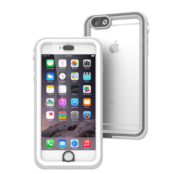 iPhone6 Plus ケース Catalyst(カタリスト) 完全防水ケース CT-WPIP145  ホワイト iPhone 6s Plus/6 Plus_0