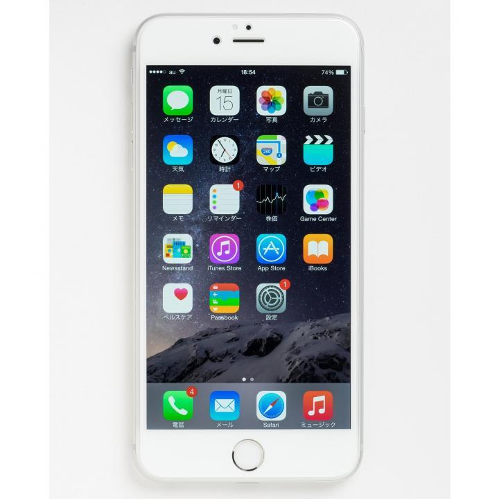 iPhone6s Plus/6 Plus フィルム [0.55mm]Deff Dragontrail製 強化ガラス ホワイト iPhone6sPlus/6Plus_0