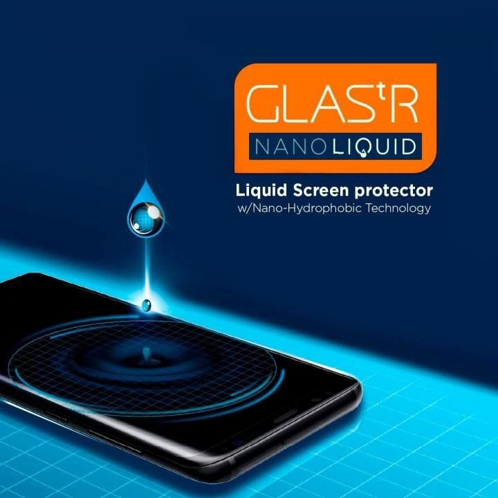 Spigen 液晶保護コーティング剤 Glas.tR Nano Liquid_0
