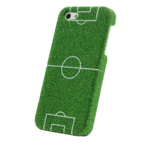 iPhone SE/5s/5 ケース 芝生ケース Shibaful Trip Do Brasil fever pitch iPhone SE/5s/5ケース_0