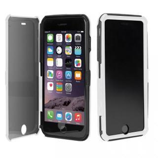 【iPhone6 Plusケース】Targus 覗き見防止手帳型ケース ホワイト iPhone 6 Plus