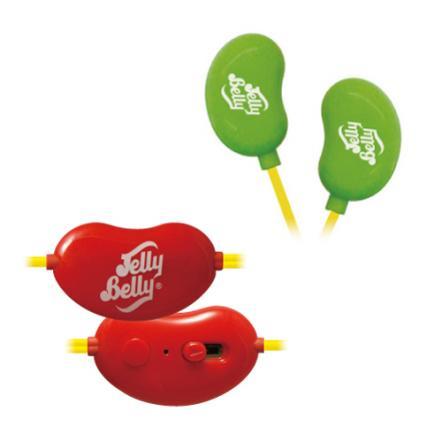 JellyBellyカナルイヤホンマイク RAS
