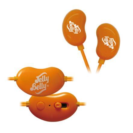 JellyBellyカナルイヤホンマイク SOR