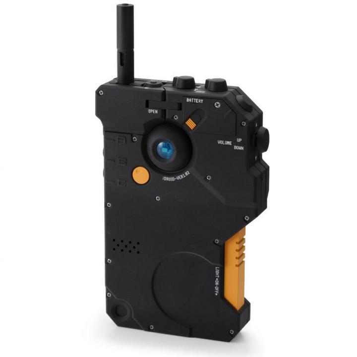 iPhone SE/5s/5 ケース メタルギアソリッドV グラウンド・ゼロズ iDROID型 iPhone SE/5s/5ケース_0