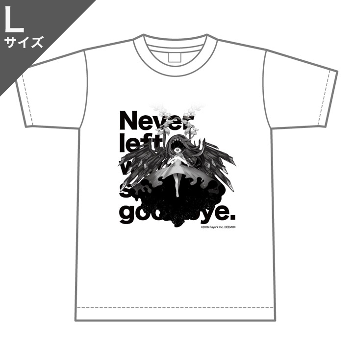 DEEMO Tシャツ Lサイズ_0