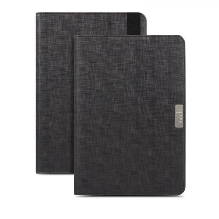 スーツ姿に合う moshi Concerti Metro ブラック iPad mini/2/3ケース
