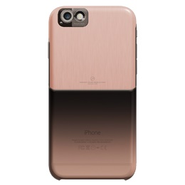 【iPhone6ケース】MIX&MATCH ケース ピーチ iPhone 6_0