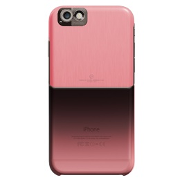 【iPhone6ケース】MIX&MATCH ケース ピンク iPhone 6_0